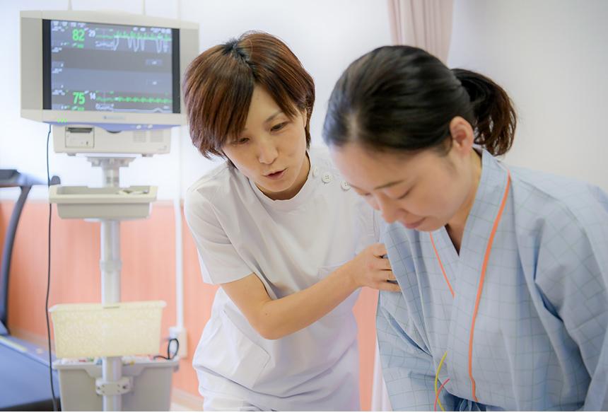 心臓リハビリテーションチーム